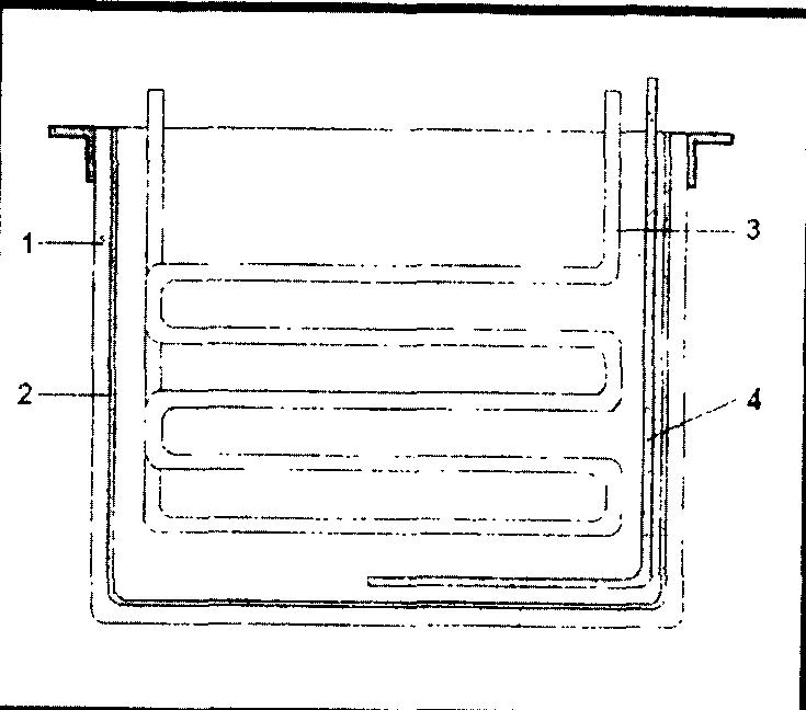Рис. 1.4 Схема гальванической